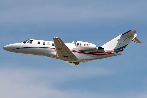 CESSNA CITATION JET | QDV-SBJD | by Ediney Ribeiro