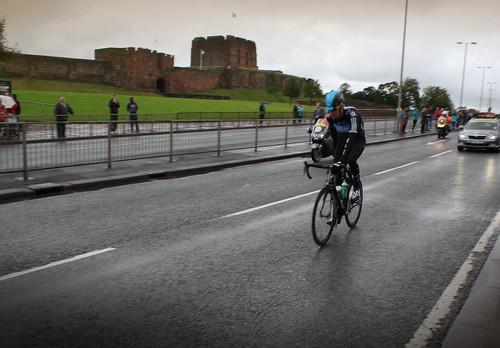 Bradley Wiggins 12th September  2012 | by Cumbria County Council