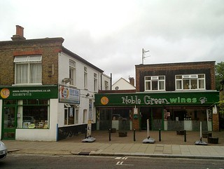 Noble Green Wines, Hampton Hill, London TW12 | by Kake .