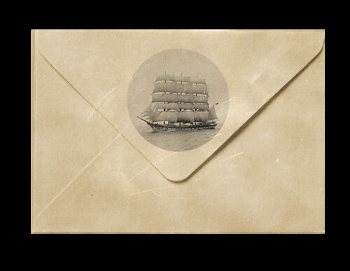 letters to a ghost sailor | by deadpoets ☽✩
