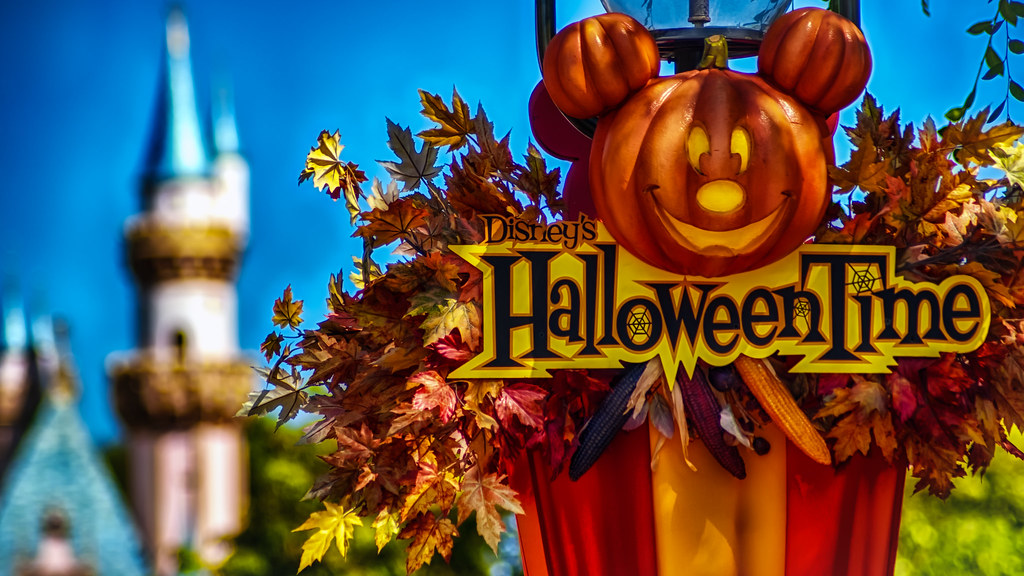 Disney's Halloween Time | It's SO much fun! You walk in and … | Flickr