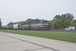 (CSXT Q 632-16@ Berea, Ohio. | by THE RESTLESS RAILFAN