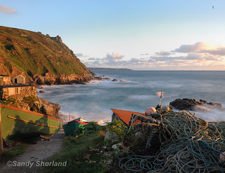 cape cornwall | by ky1dog
