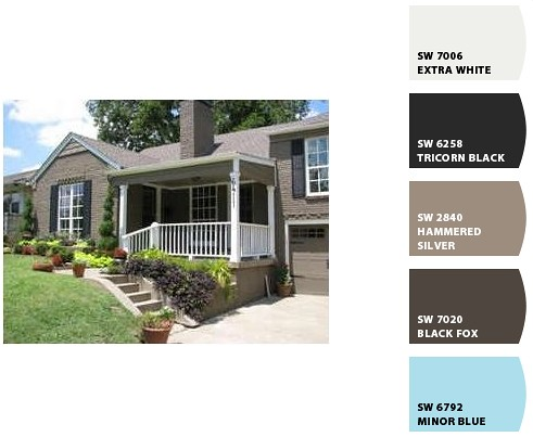 Possible Exterior Paint Colors It S Great To Be Home