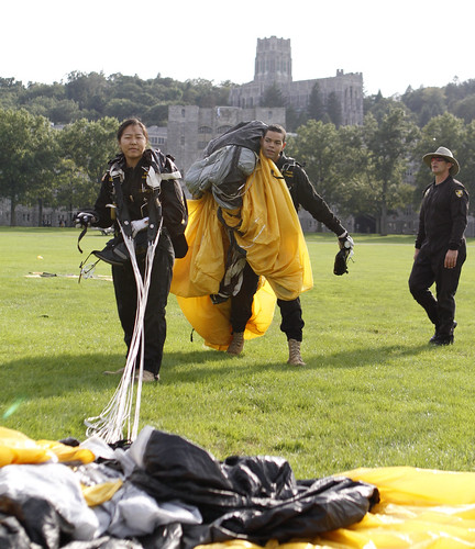 Parachute Team_017 | by West Point - The U.S. Military Academy