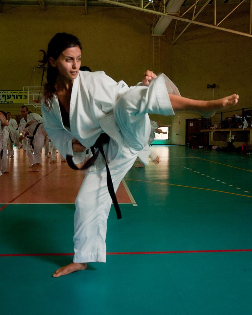 karate summer camp 2012