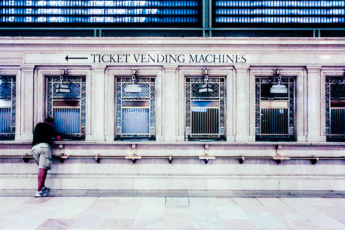 NYC Grand Central - Closed Ticketing | by frozenchipmunk