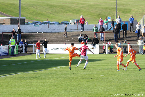 Arbroath 1 - 1 Forfar Athletic - Holmes | by Scotsman_in_Hawaii