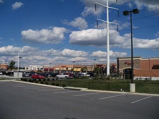 Clemson Corner Shopping Center In Frederick Frederick Co