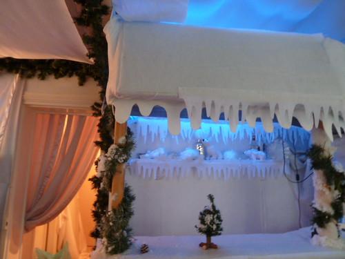 Decoration evenementielle noel fete decoratrice for Decoration evenementielle