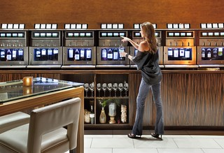 Andaz Wine Bar - Wine Machines | by AndazSD