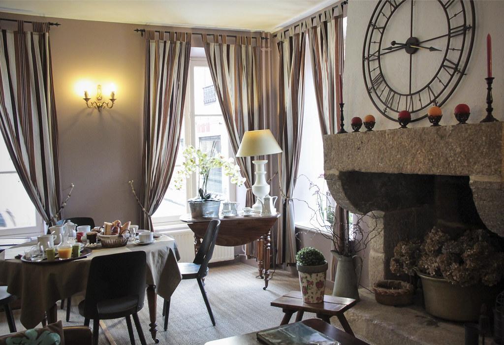 hotel arvor dinan we stayed here a lovely hotel www flickr. Black Bedroom Furniture Sets. Home Design Ideas