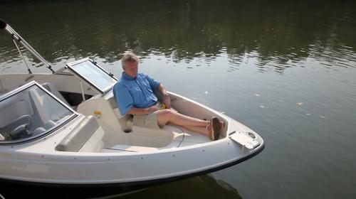 Bayliner 170 ob flickr photo sharing for Trolling motor for 18 foot boat