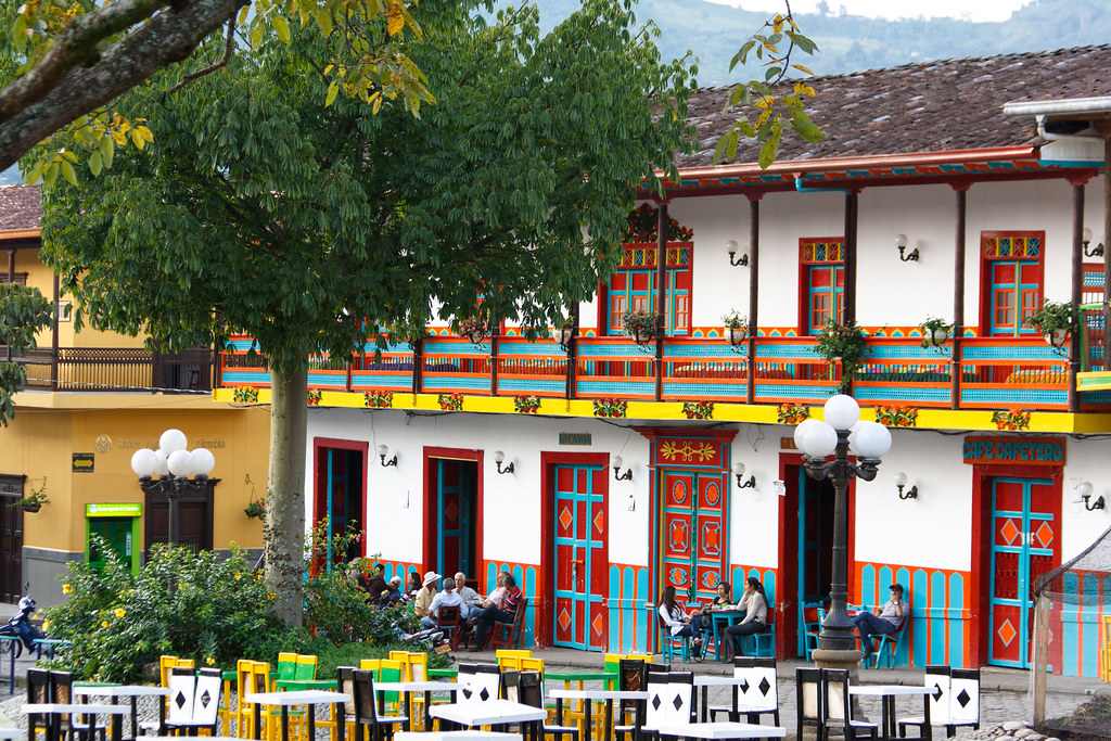 El Jardin Antioquia The Colombian Way Flickr