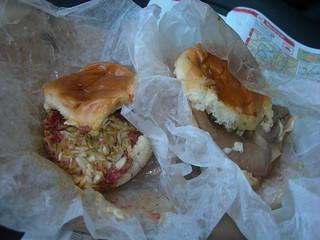 Pig Ear Sandwich At Big Mama S Kitchen Triple D