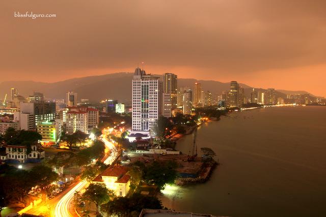 Eastern & Oriental Hotel Penang
