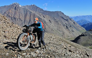 Nearing the Jiptik Pass | by Pikes On Bikes