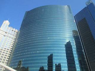 Chicago Architecture Foundation Boat Tour 68 - 333 Wacker Drive | by worldtravelimages.net