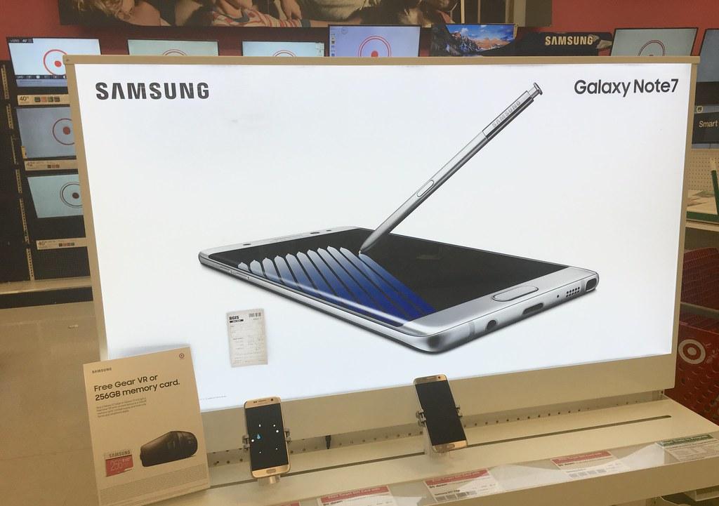 Samsung Defective Smartphone Recall