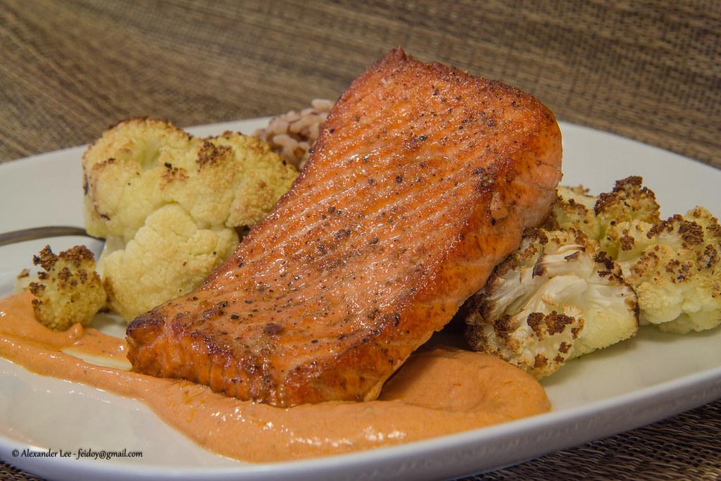 Wild King Salmon Whole Foods