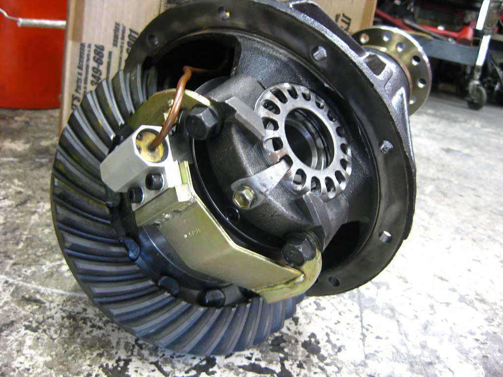 Tjm Pro Locker Air Locking Differential Youtu Be