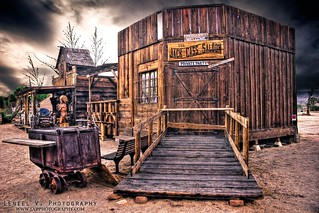 Old Bar in Pioneertown, Ca. | by Leniel Velazquez