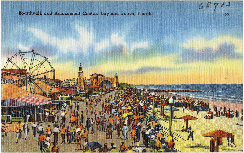Daytona Beach Amusement Park