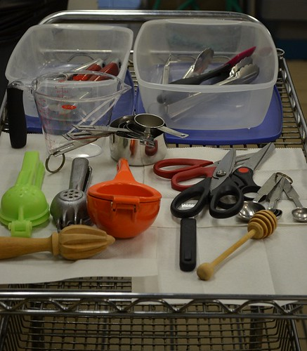 all the tools and utensils for cooking class | by myhalalkitchen3