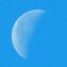 Waning Cresent Moon, 9:00am