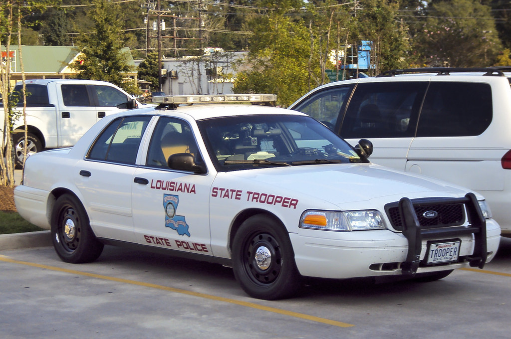 Louisiana State Police Car Accident Reports