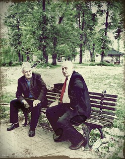 Albanian elders tell a lot stories, even from a single shot . | by **Kosovo is a beautiful country **
