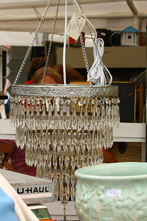 Country Living - Chandelier | by The Magnolia Thief