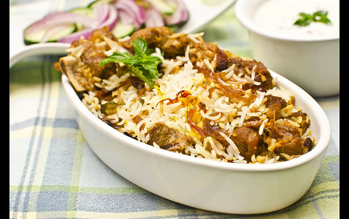Mutton Biriyani | by SuchismitaSen