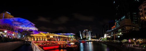 Clark Quay and Central | by Jeremy Jason Tan
