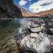 Gokyo Lake I with Cho Oyu at the Horizons