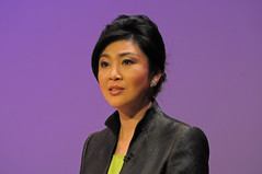 Thai PM Shinawatra at Asia Society 20