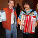 "Marty McFly and ""Weird"" Al Yankovic"