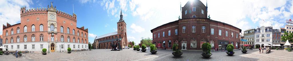 Odense Town Hall - Danske Bank Panoramic | Robert Nightingale | Flickr