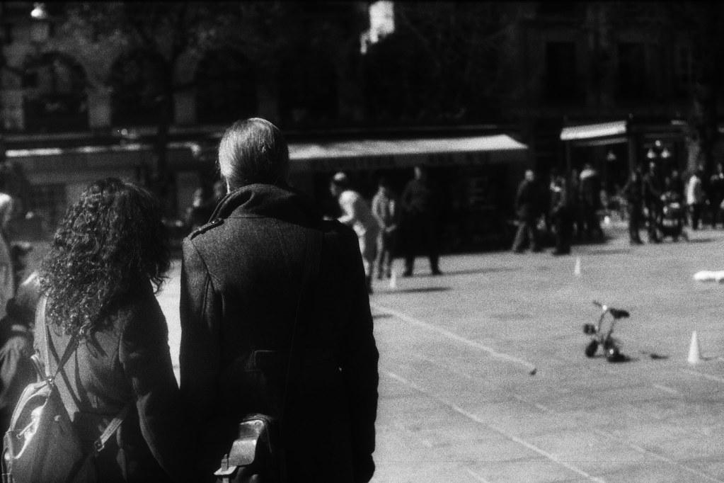 Granada. Espectáculo de calle. (II)