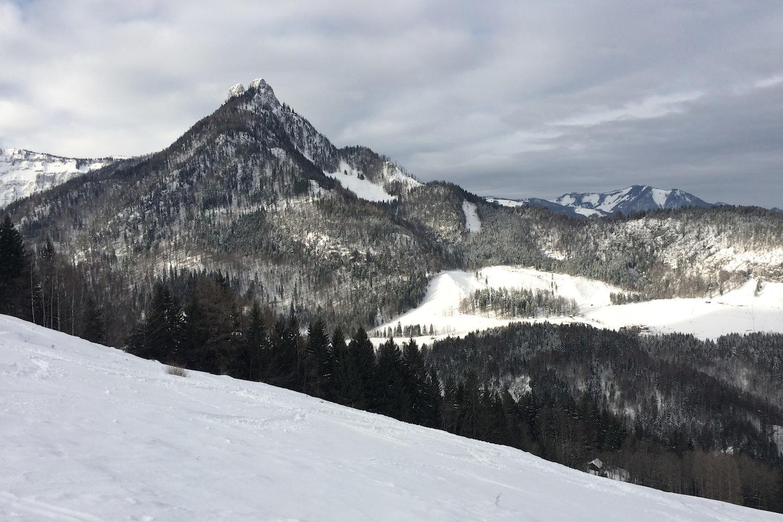 Hora Sparber v plné kráse