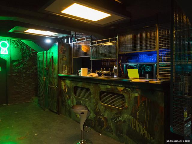 Neon Universe Restaurant Ny