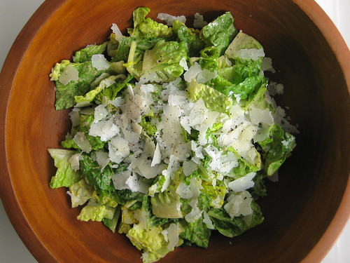 caesar salad | by A Sage Amalgam (Heather Sage)