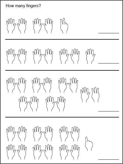 math problem for 1st grade
