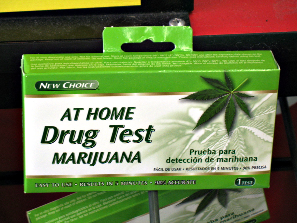 Drug Test Found At Dollar Tree Next To The Pregnancy