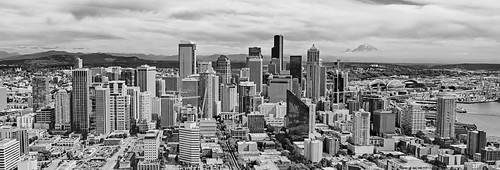 Downtown Seattle | by Kevin Riggins Photography