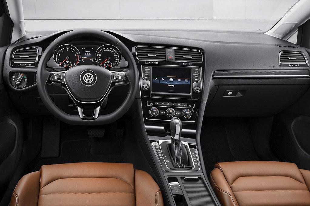 ... 2013 Mk7 VW Golf Interior | By Marc Sayce