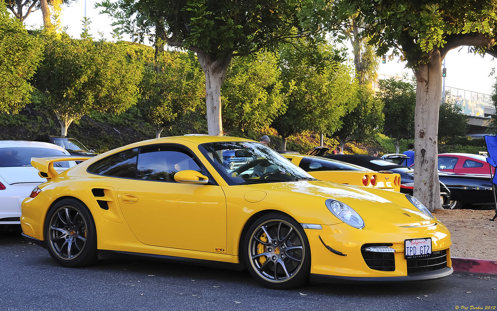 2012 porsche 997 gt2 with ipd plenum yellow cars cof. Black Bedroom Furniture Sets. Home Design Ideas