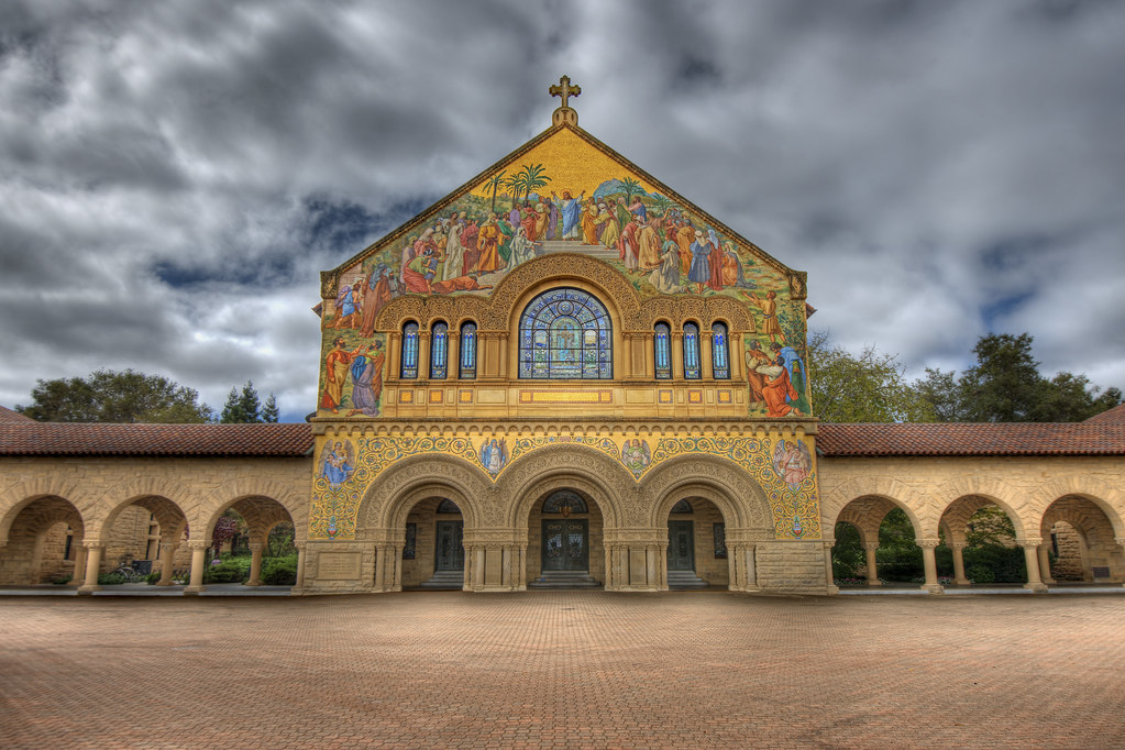 Stanford University Memorial Church Stanford Memorial Chur Flickr