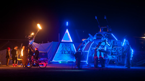 Burning Man 2012 - The Walking Beast | by extramatic