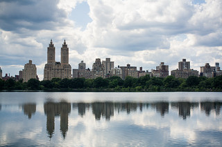 Central Park Reflection |explore| | by Audrey Meffray